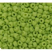 Бисер Тайвань 0044М 11/0 10г салатовый