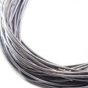 Канитель мягкая 0.5мм Light grey (5грамм) 0095