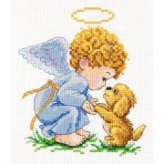 "Набор для вышивания ""Мой добрый ангел"" 35-14 13х14см"